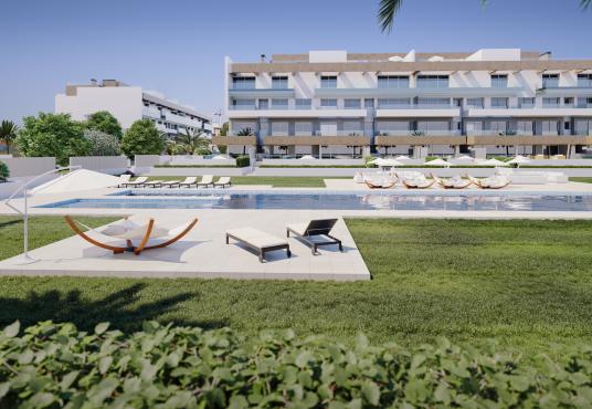 Oliva nova beach & golf resort ocean homes maar agency foto