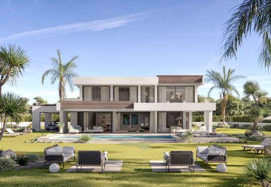 Villas costa del sol maar agency oceanic modelo plata (5) min